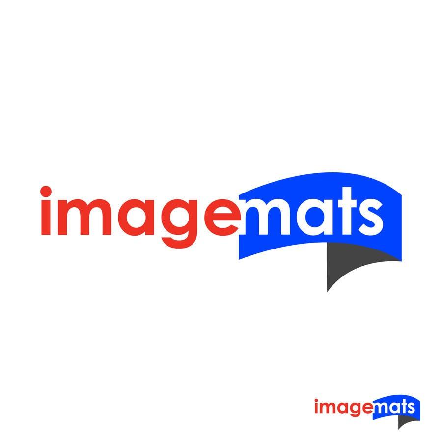 Design a Logo for Image Mats için 104 numaralı Yarışma Girdisi