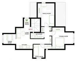#47 для Design Apartment Plan от catherinedietsch