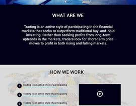 ashiqsinan tarafından Build a Website with Cutting Edge Design için no 6