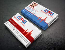 #20 for MEDICAL CLINIC BUSINESS CARD & LETTER HEAD by atikul4you