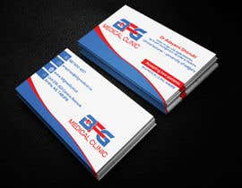 #21 for MEDICAL CLINIC BUSINESS CARD & LETTER HEAD by NayeemaSiddiqua