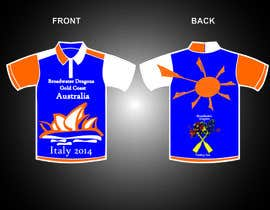 #10 for Redesign Dragon Boat uniforms - af production347