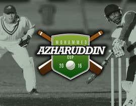 Nro 33 kilpailuun Mohammed Azharuddin Cup 2016 käyttäjältä dezsign