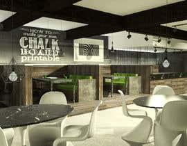 Nro 11 kilpailuun Modernise a restaurant look käyttäjältä filipestorch