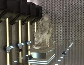 cisco336isco336 tarafından Render statue in futuristic environment için no 37