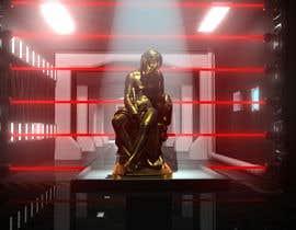 syedraza88 tarafından Render statue in futuristic environment için no 49
