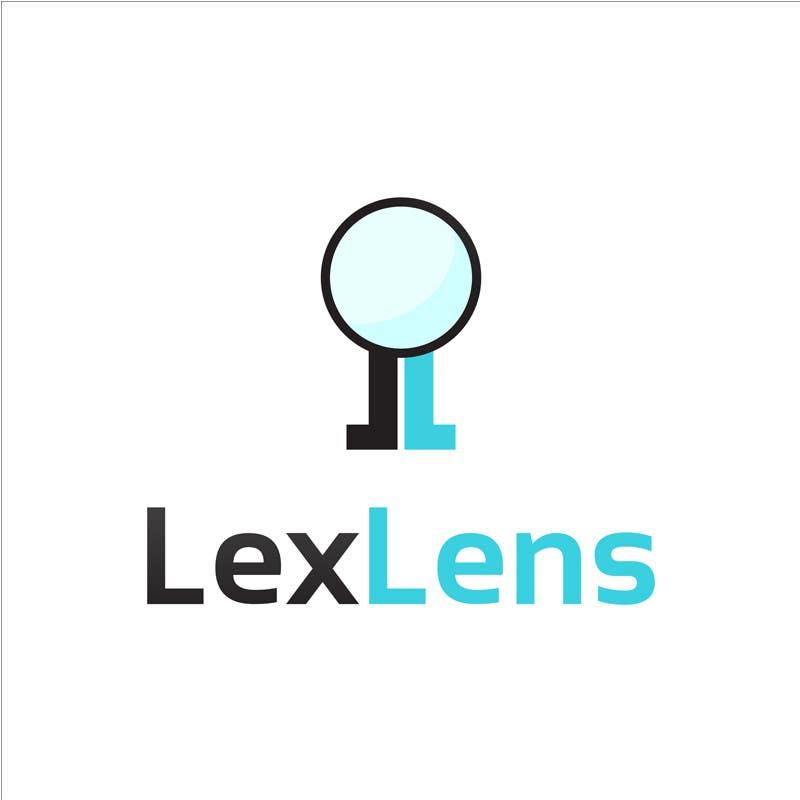 Inscrição nº 38 do Concurso para Design a Logo for LexLens