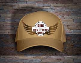#58 for Logo Design (The King of Wings) by Abdelkrim1997