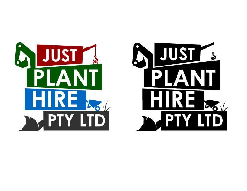 Penyertaan Peraduan #                                        33                                      untuk                                         Design a Logo for a Equipment Hire Company