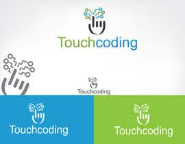 "#41 for Design a logo for my Company ""Touchcoding"" by zainnoushad"