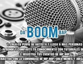 Nro 3 kilpailuun Diseñar una portada para Facebook, pagina de Hip Hop käyttäjältä jcastillovnz