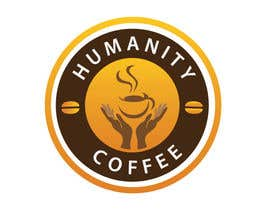 nº 70 pour Design a Logo for HUMANITY  COFFEE par ccet26