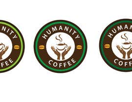nº 72 pour Design a Logo for HUMANITY  COFFEE par ccet26