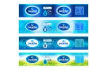 Graphic Design Inscrição do Concurso Nº433 para Label design and shrink pack for bottled water