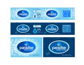 Designer0713 tarafından Label design and shrink pack for bottled water için no 455