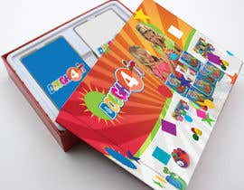 #27 cho Design package and logo for children's board game bởi starikma