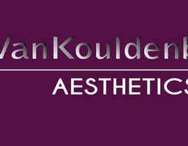 #25 para Design a Logo for VanKouldenberg Aesthetics por karmenflorea