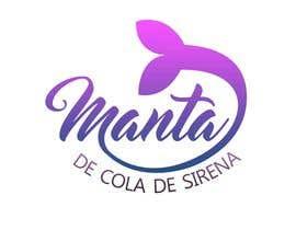 jeffnelshabong tarafından Design a Logo for: Manta de Cola de Sirena için no 19