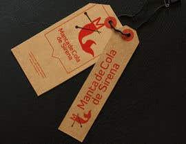 #17 for Design a Logo for: Manta de Cola de Sirena by elena13vw