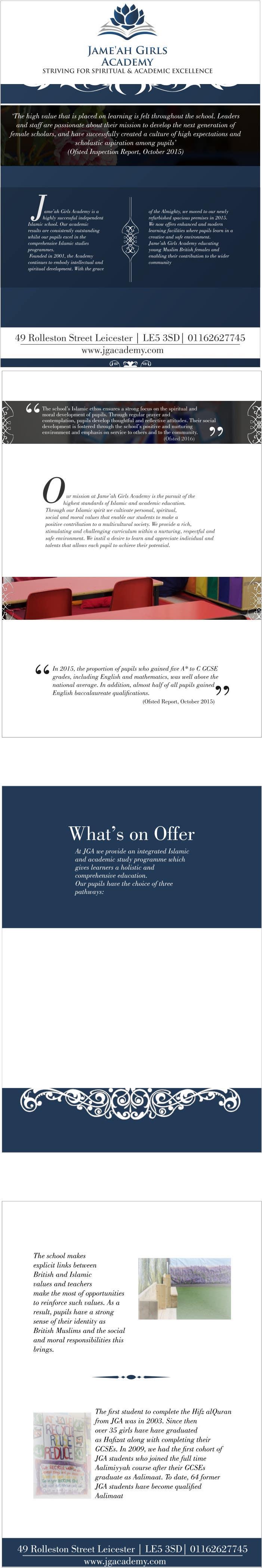 urgent but easy needs doing immediately design a school leaflet 7 for urgent but easy needs doing immediately design a school leaflet