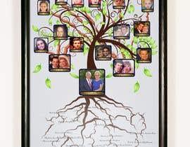 Nro 17 kilpailuun Family Tree Poster käyttäjältä Rightwaydesign