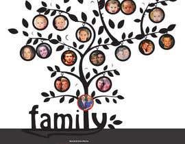 Nro 54 kilpailuun Family Tree Poster käyttäjältä mahaayash