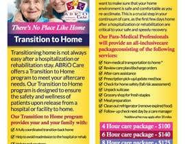 CreativeWorks87 tarafından Rack Card for In Home Health Care için no 4