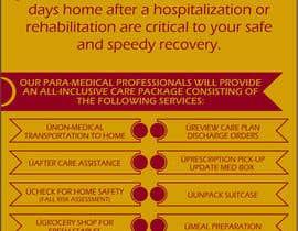 adview1 tarafından Rack Card for In Home Health Care için no 8