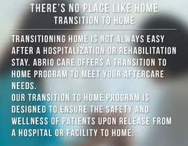 benslimeneachref tarafından Rack Card for In Home Health Care için no 3