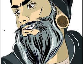 Nro 9 kilpailuun Illustrate my face as an Overwatch character käyttäjältä Leanansidhe