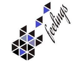 Nro 6 kilpailuun Logo - Feelings Band käyttäjältä alienigma392