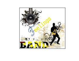 Nro 10 kilpailuun Logo - Feelings Band käyttäjältä wolverinesimon
