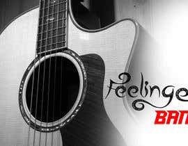 Nro 13 kilpailuun Logo - Feelings Band käyttäjältä wolverinesimon