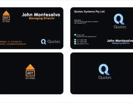 #83 for JM Business Card by saliyachaminda