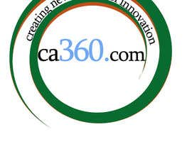 nº 10 pour Design a Logo for Website - ca360.com par naiksubhash