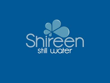 #141 para Design a Logo for Shireen Still Water por ZenoDesign