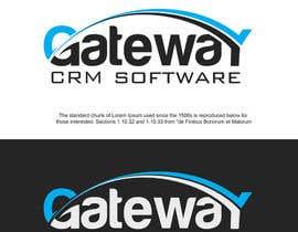 designblast001 tarafından Design a Logo for Gateway - CRM Software için no 151