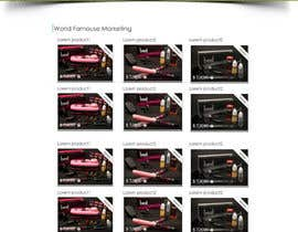 #29 for One page website design for franchise by dreamstudios0