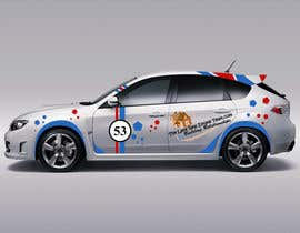 #7 for I need some Graphic Design for Vehicle Graphics by shemulehsan