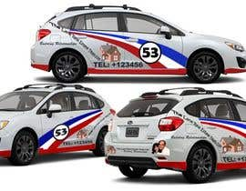 #15 for I need some Graphic Design for Vehicle Graphics by chuafb