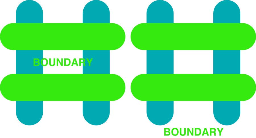 "#11 for Design a Logo for a website/ app ""Boundary"" by ParjaDesigns"