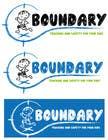 """Contest Entry #14 for Design a Logo for a website/ app """"Boundary"""""""
