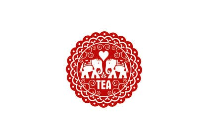 #51 for Design a Logo to use on a tea label for a wedding gift by ImArtist