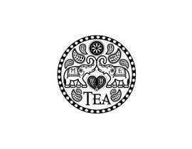 #37 untuk Design a Logo to use on a tea label for a wedding gift oleh mattosumi