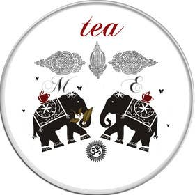 #28 for Design a Logo to use on a tea label for a wedding gift by aniatomek