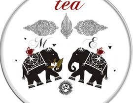#28 for Design a Logo to use on a tea label for a wedding gift af aniatomek