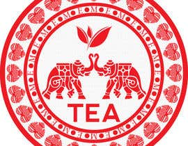 #40 untuk Design a Logo to use on a tea label for a wedding gift oleh andrewangel