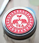 Contest Entry #42 for Design a Logo to use on a tea label for a wedding gift