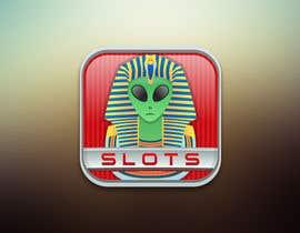 Nro 10 kilpailuun App Store Icon For a Slot Game käyttäjältä NikWB