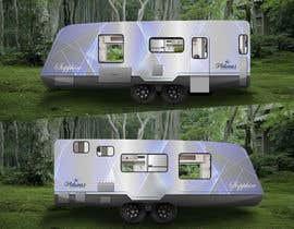 Nro 85 kilpailuun Graphic Design for RV Decals käyttäjältä kademid